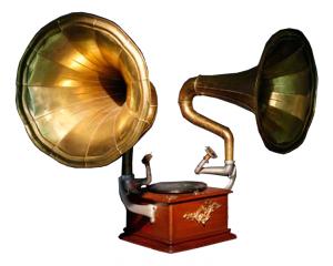 Gramofone duplo